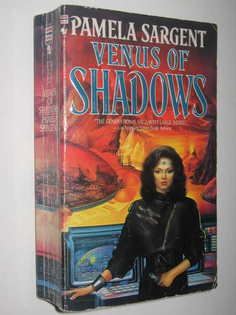 Image for Venus of Shadows