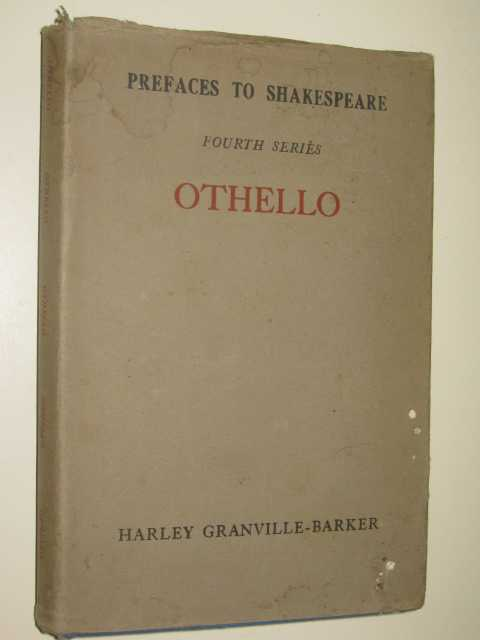 Image for Prefaces to Shakespeare : Fourth Series: Orthello