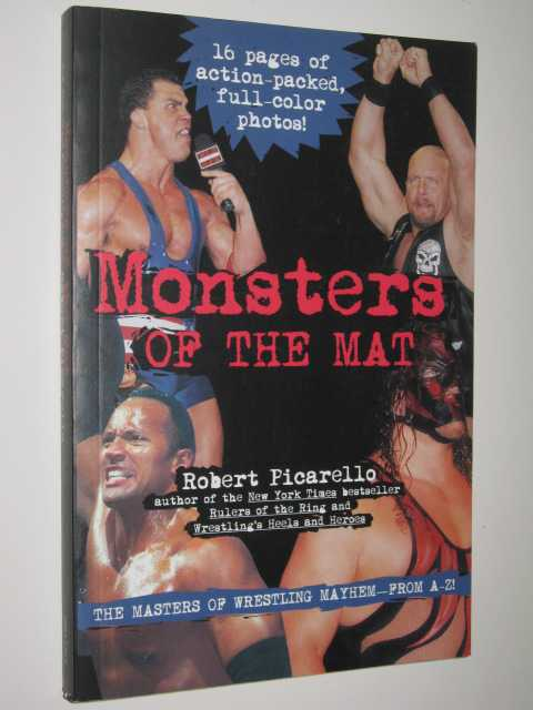 Image for Monsters of the Mat