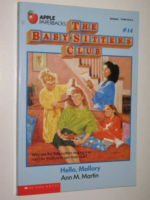 Image for Hello, Mallory - Baby-Sitters Club Series #14
