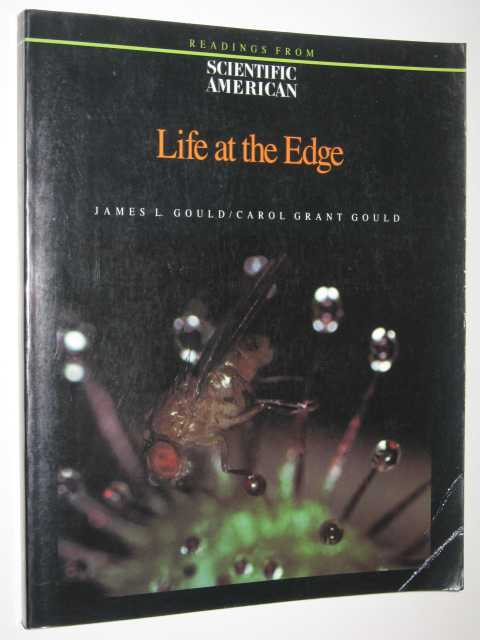 Image for Life at the Edge : Readings from Scientific American Magazine
