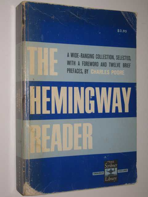 Image for The Hemingway Reader