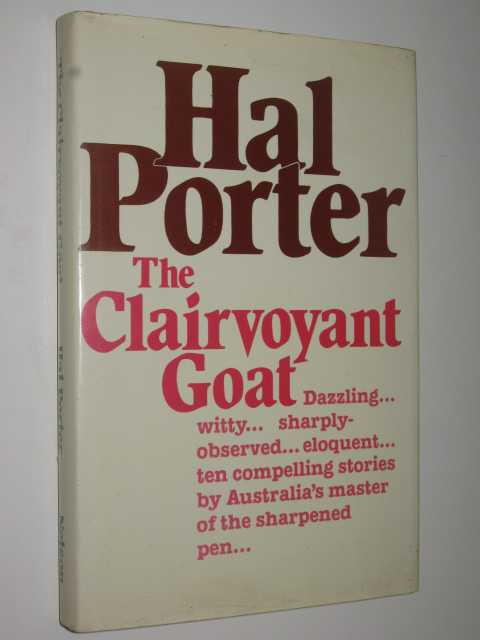Image for The Clairvoyant Goat