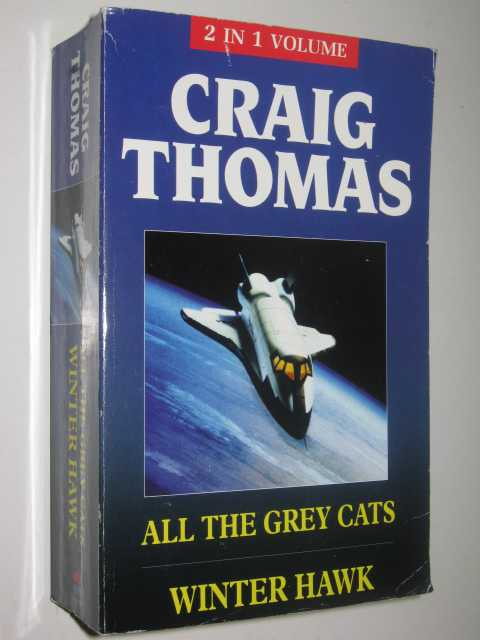 Image for All the Grey Cats + Winter Hawk