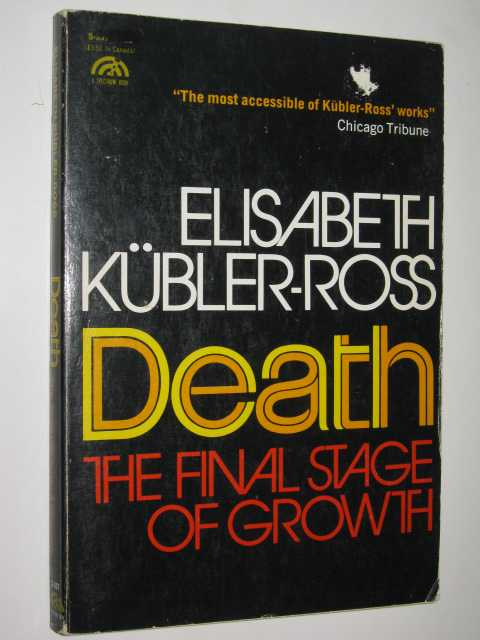 Image for Death : The Final Stage of Growth