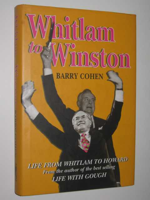 Image for Whitlam to Winston