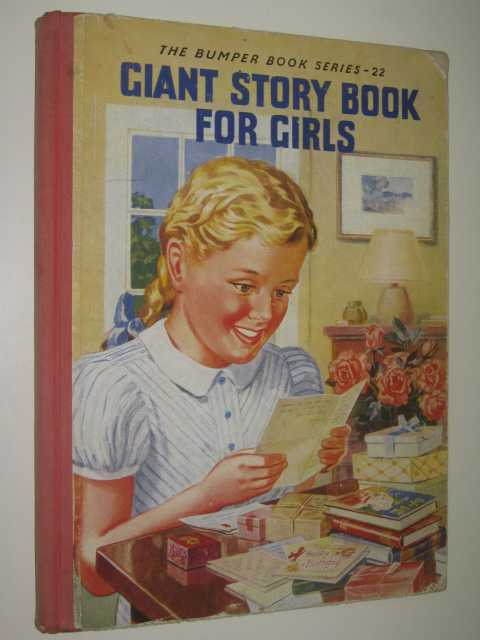 Image for Giant Story Book For Girls - Bumper Book Series #22