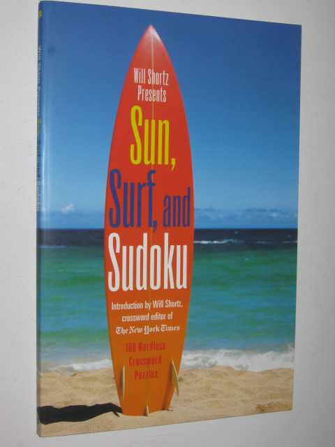 Image for Sun, Surf, and Sudoku : 100 Wordless Crossword Puzzles
