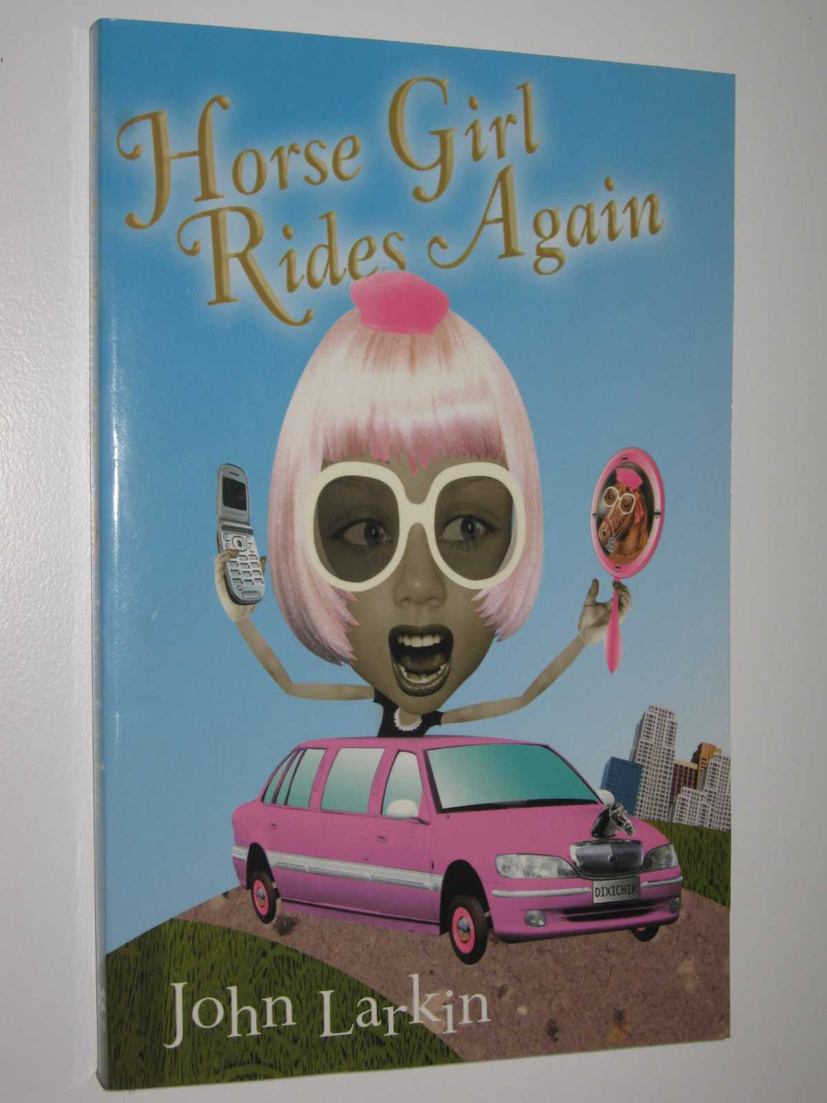 Image for Horse Girl Rides Again