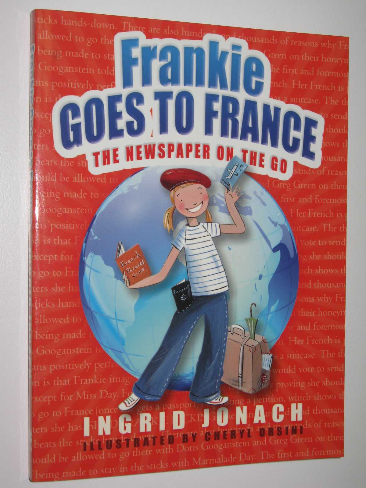Image for Frankie Goes To France: The Newspaper On The Go