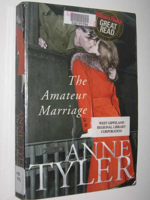 Image for The Amateur Marriage