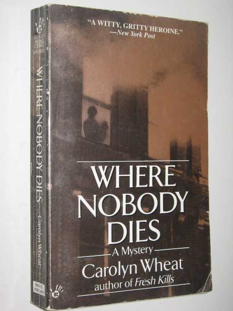 Image for Where Nobody Dies