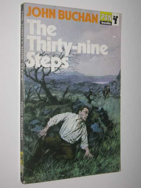 Image for The Thirty-nine Steps - Richard Hannay Series #1