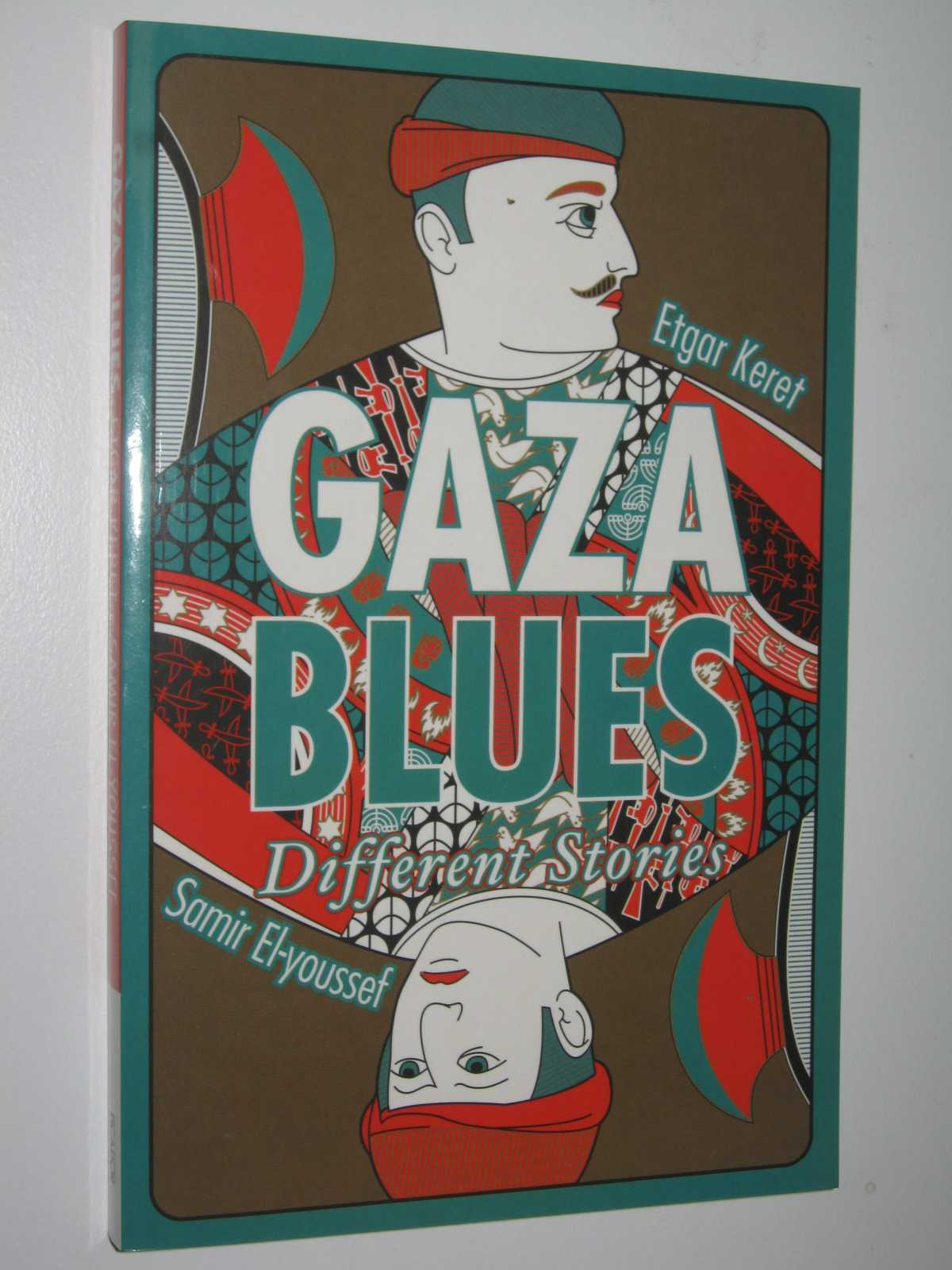 Image for Gaza Blues: Different Stories