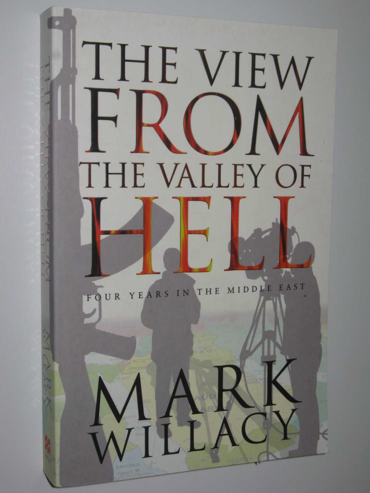 Image for The View From the Valley of Hell