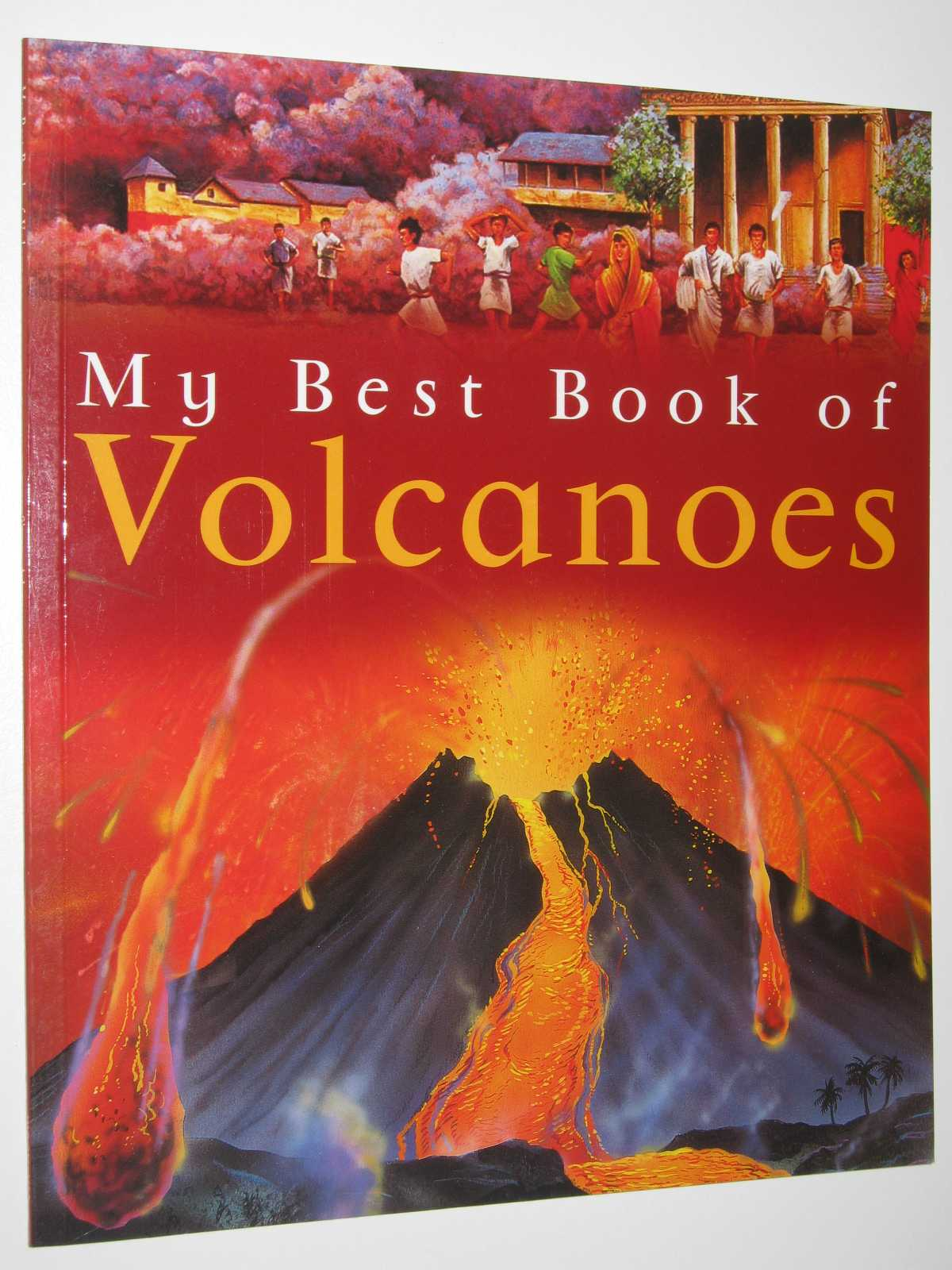 Image for My Best Book of Volcanoes