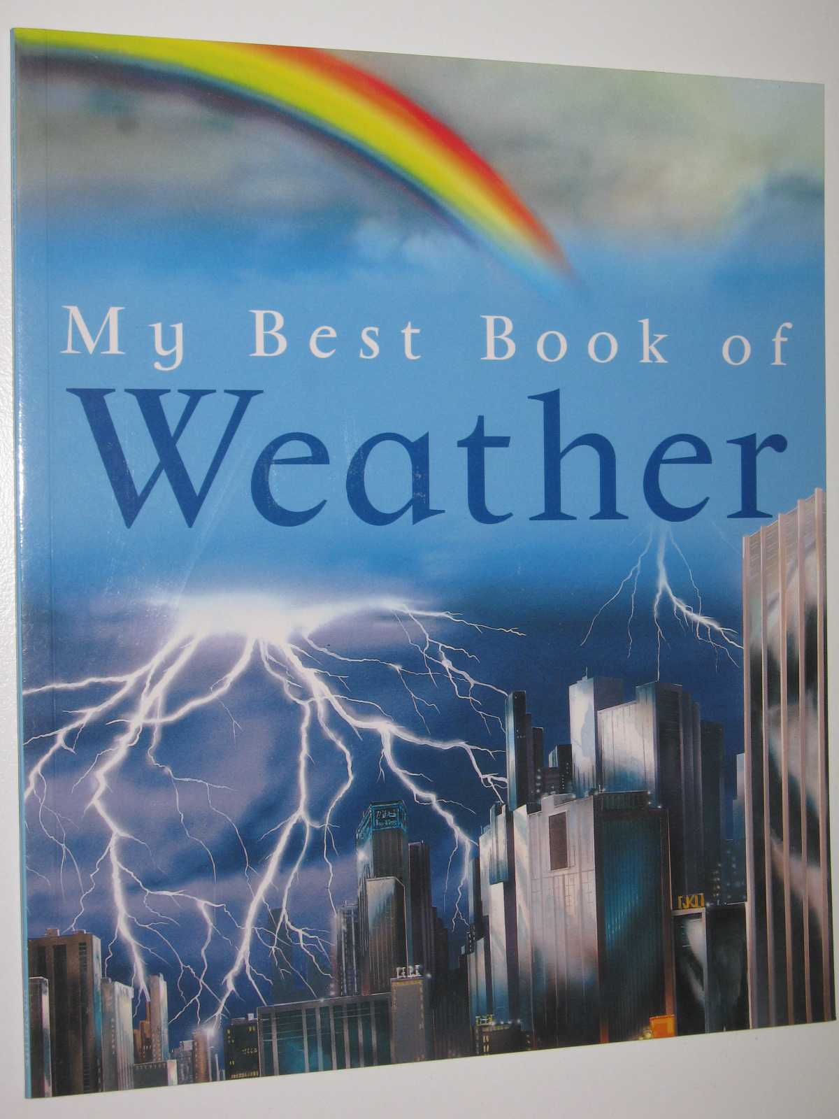 Image for My Best Book of Weather