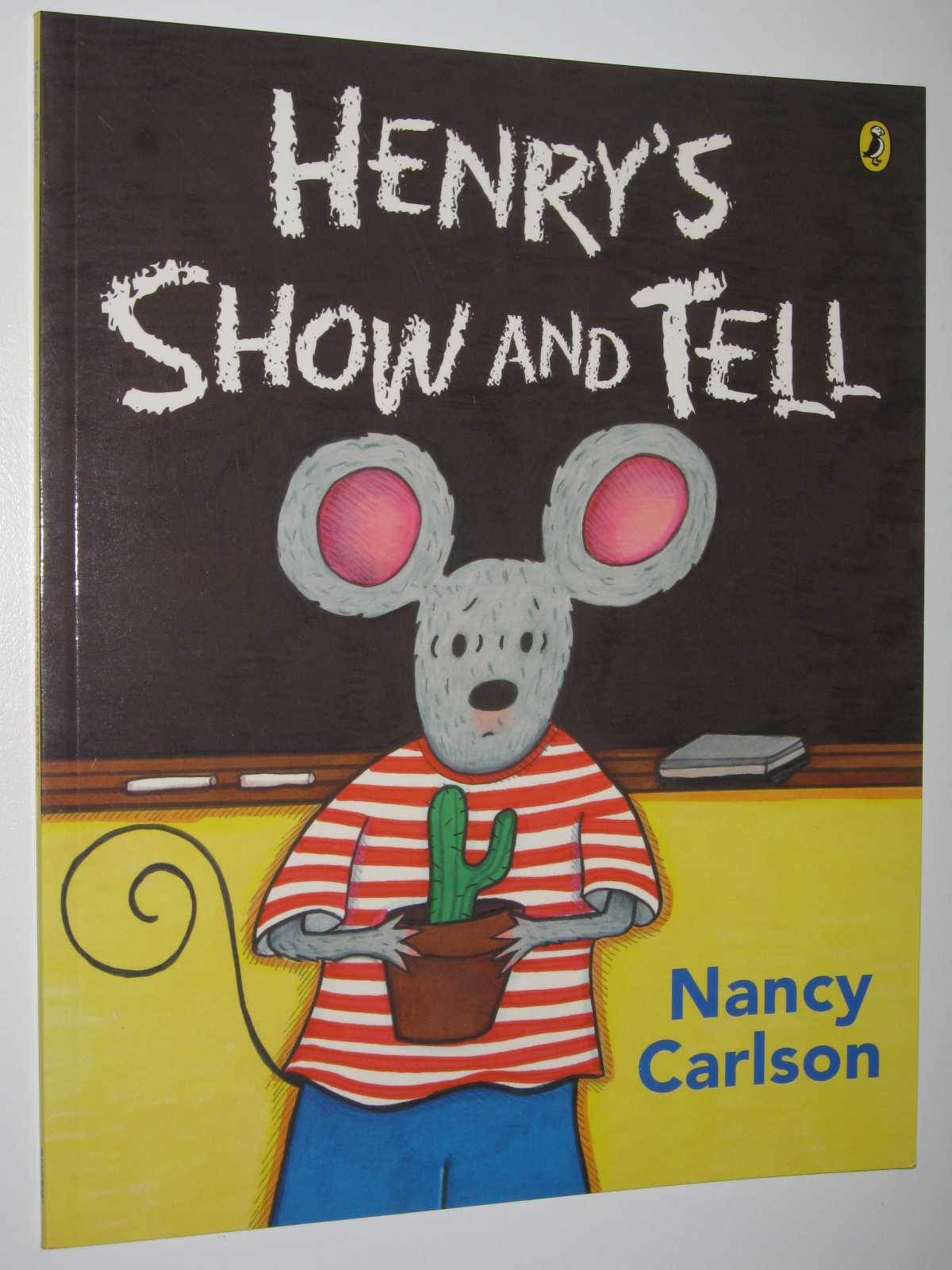 Image for Henry's show and tell