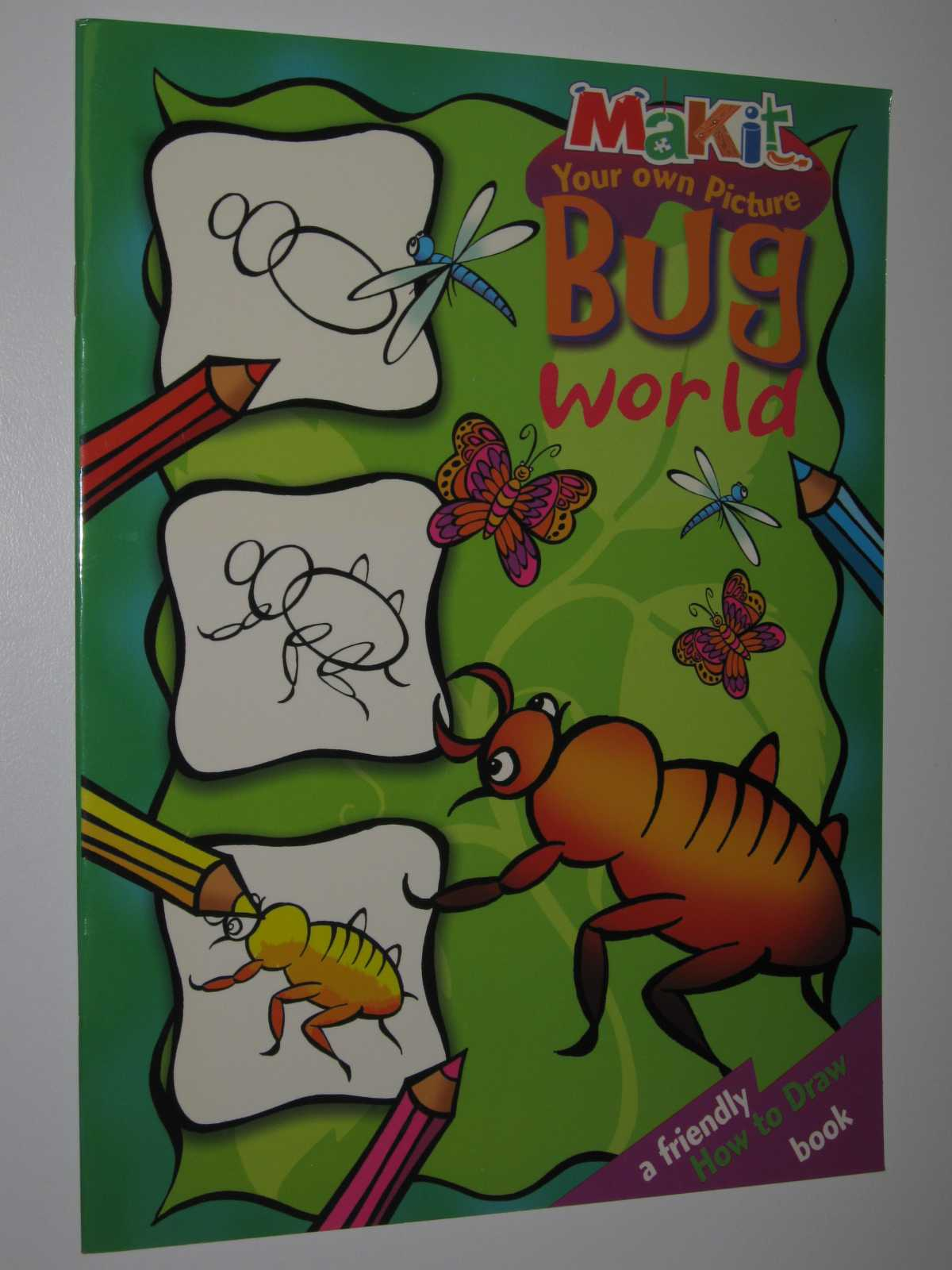 Image for How to Draw Bug World