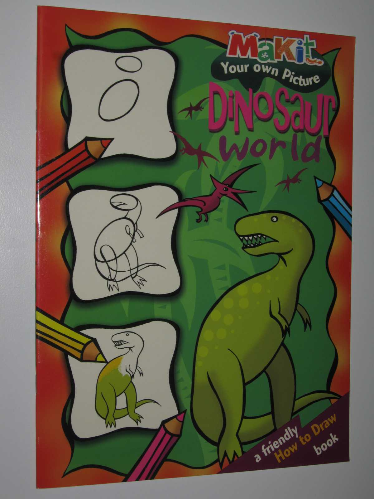 Image for How to Draw Dinosaur World