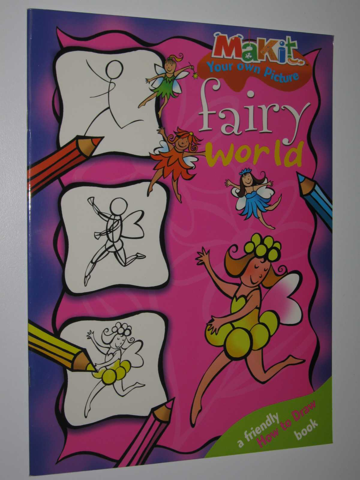 Image for How to Draw Fairy World