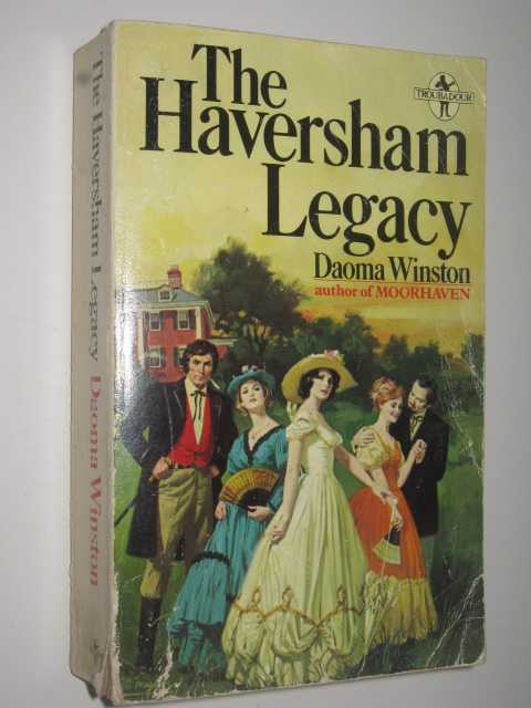 Image for The Haversham Legacy