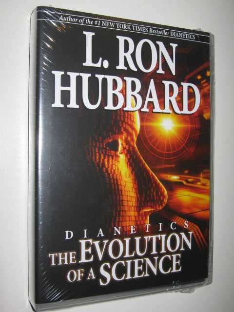 Image for Dianetics: The Evolution of a Science [Audio]