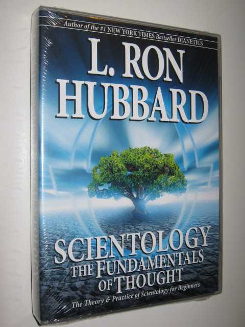 Image for Scientology: The Fundamentals of Thought [Audio]