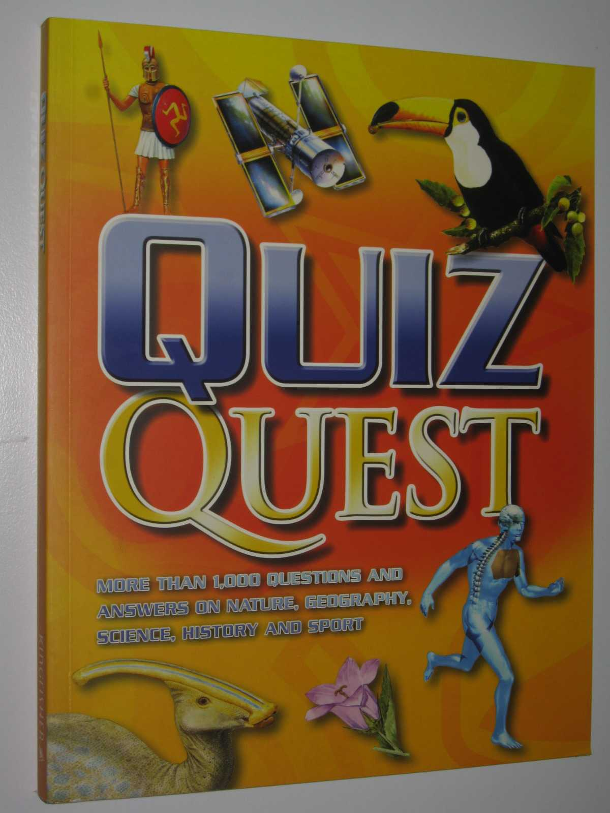 Image for Quiz Quest