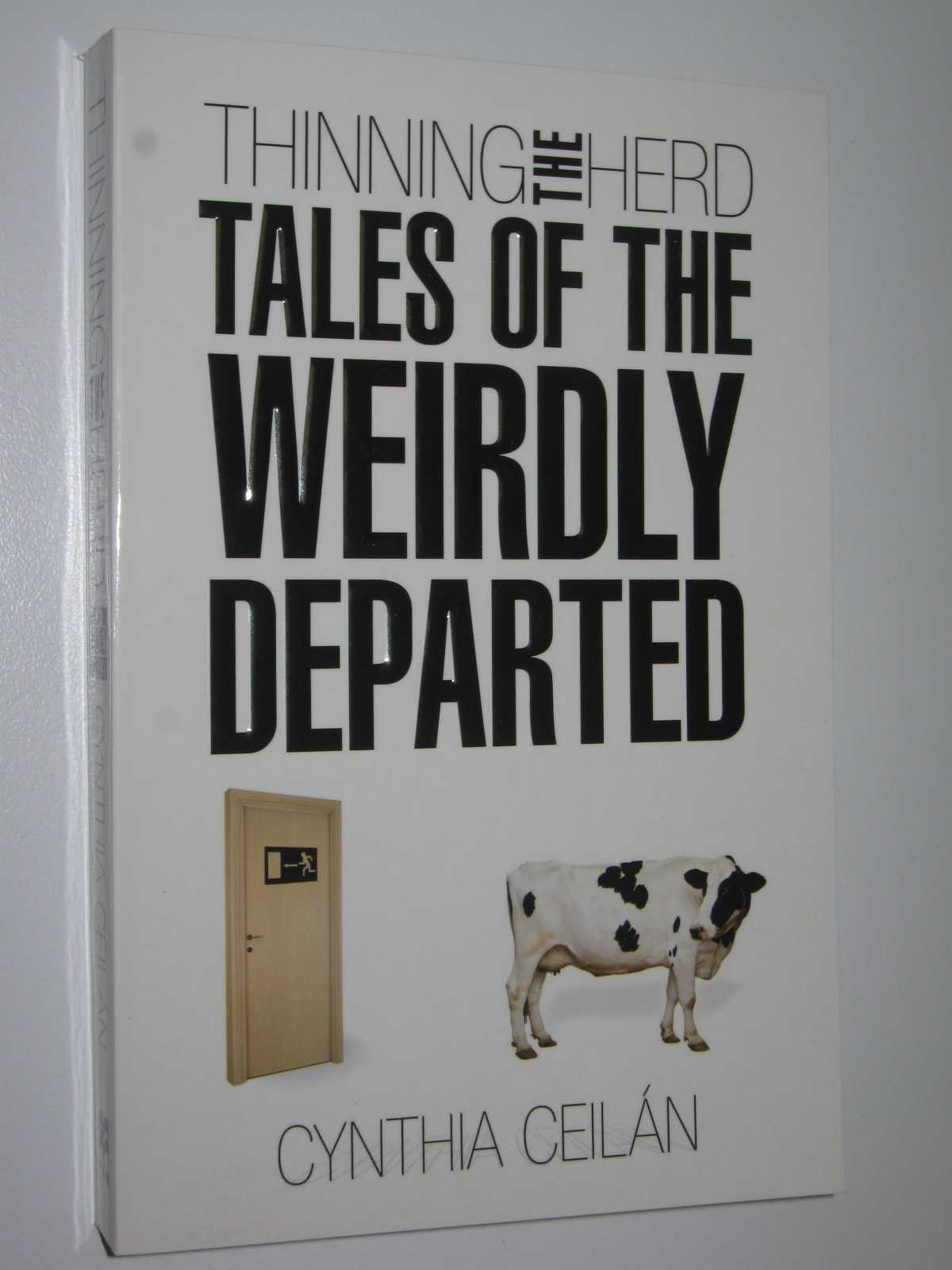 Image for Thinning the Herd : Tales of the Weirdly Departed