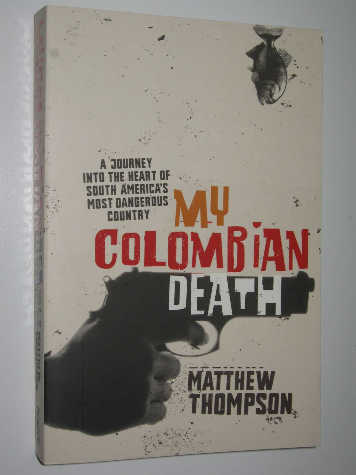 Image for My Colombian Death