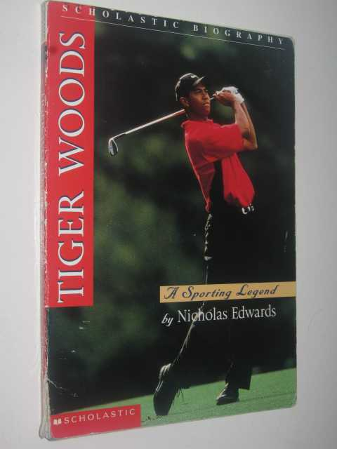 Image for Tiger Woods: A Sporting Legend