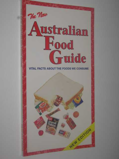 Image for The New Australian Food Guide