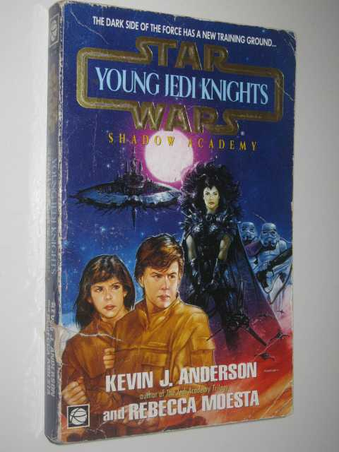 Image for Shadow Academy - STAR WARS: Young Jedi Knights Series