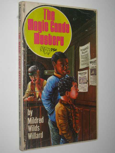 Image for The Magic Candy Mystery