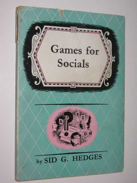 Image for Games For Socials