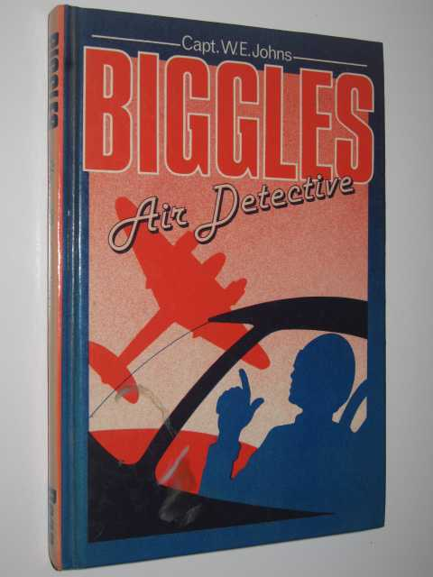 Image for Biggles Air Detective