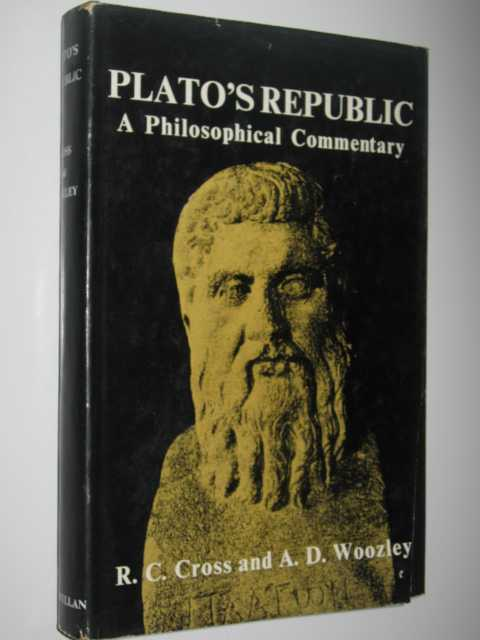 Image for Plato's Republic : A Philosophical Commentary