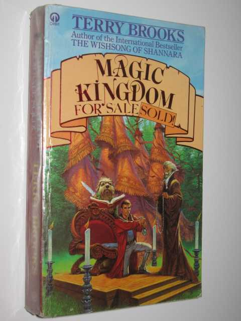 Image for Magic Kingdom For Sale-Sold! - The Magic Kingdom of Landover Series #1