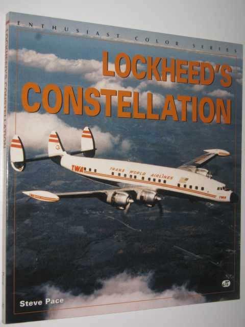Image for Lockheed's Constellation - Enthusiast Color Series