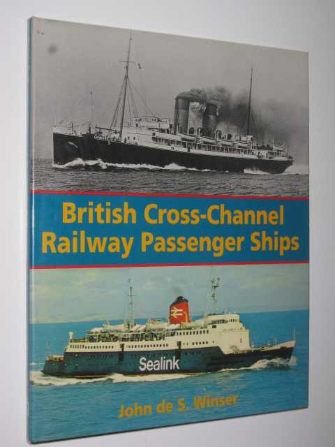 Image for British Cross-Channel Railway Passenger Ships