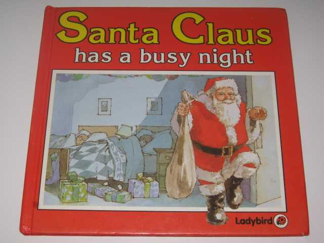 Image for Santa Claus Has A Busy Night