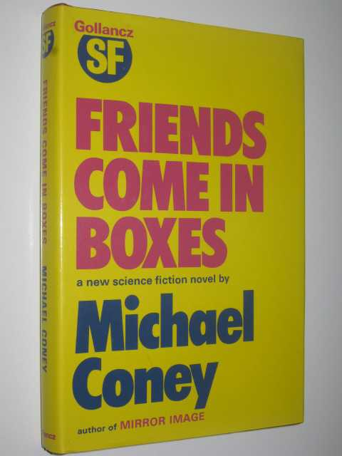 Image for Friends Come in Boxes