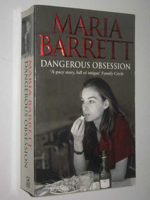 Image for Dangerous Obsession