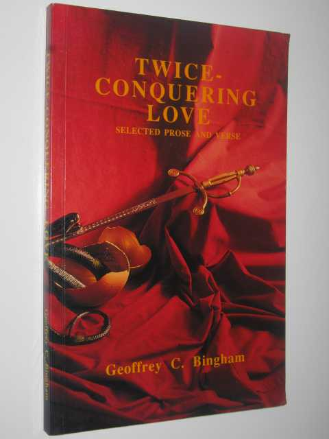 Image for Twice-Conquering Love