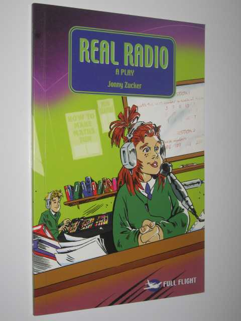 Image for Real Radio: A Play - Full Flight Series #10