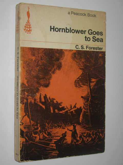 Image for Hornblower Goes to Sea