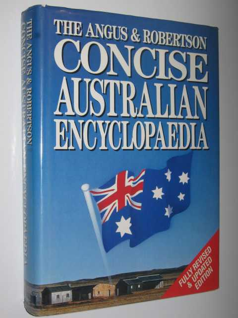 Image for The Angus & Robertson Concise Australian Encyclopedia