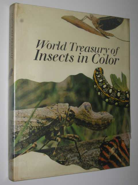 Image for World Treasury of Insects in Color