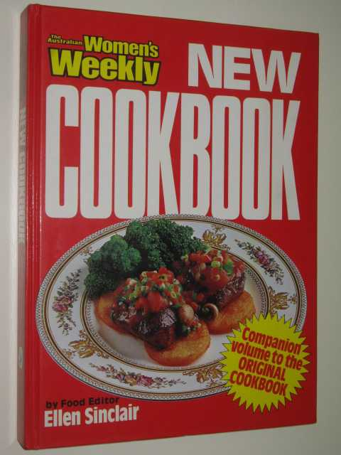 Image for Australian Womens Weekly New Cookbook
